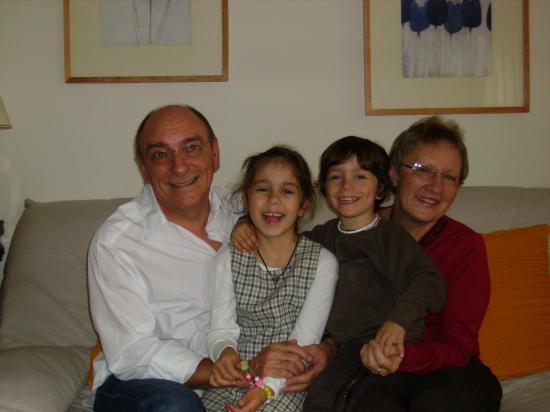 Philippe de nos jours en Famille