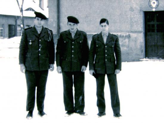John, Jean-Claude et Jean Jacques.