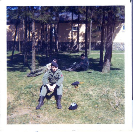 BAUMHOLDER Detente 1969