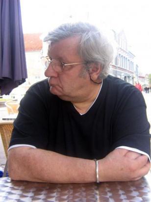 Moi  en 2007  à Ribe Dk.