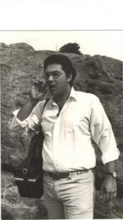 John  en 1976
